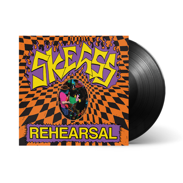 Rehearsal Vinyl [Orange Cover]