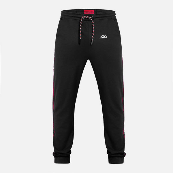 Essential Trackpants | Jet Black
