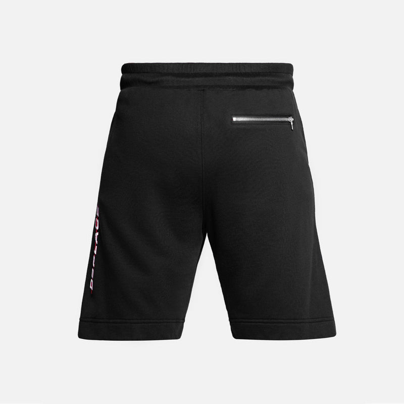 Sportivo Lounge Shorts | Jet Black