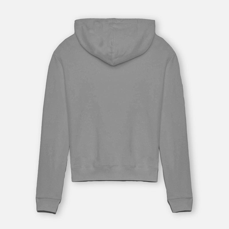 Medusa Hoodie | Fossil Gray / Blue Shades