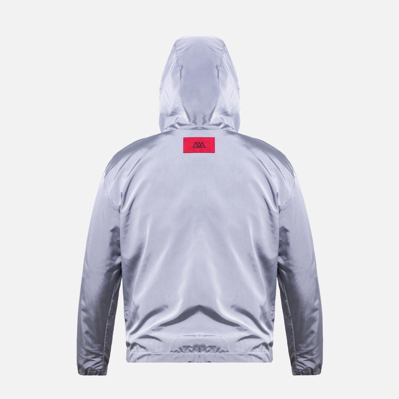 Axel Windbreaker | Space Silver