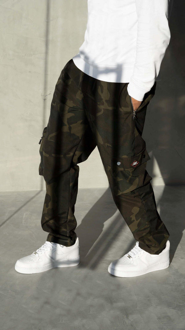 ARES CARGO PANTS | CAMOUFLAGE