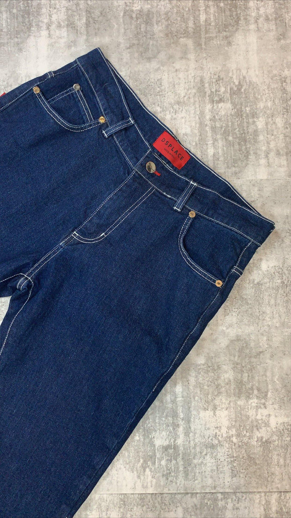 Denim Jeans | Raw Indigo