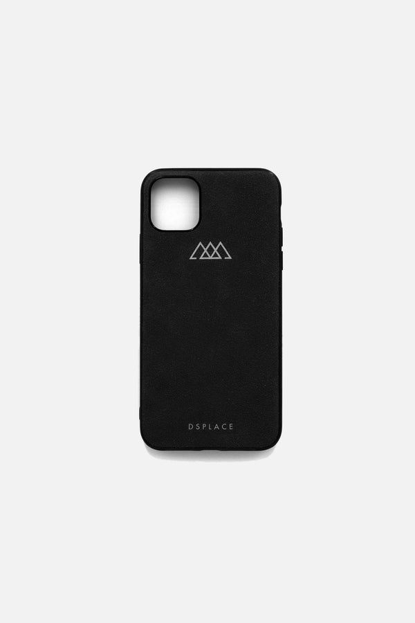 iPhone 11 & 12 ALCANTARA® CASE | JET BLACK