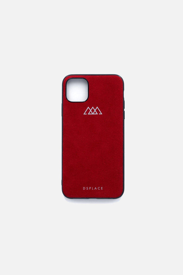 IPHONE 11 & 12 ALCANTARA® CASE | VIKING RED