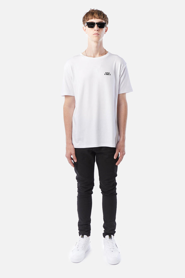 3-Pack Chaos Tee | Salt White