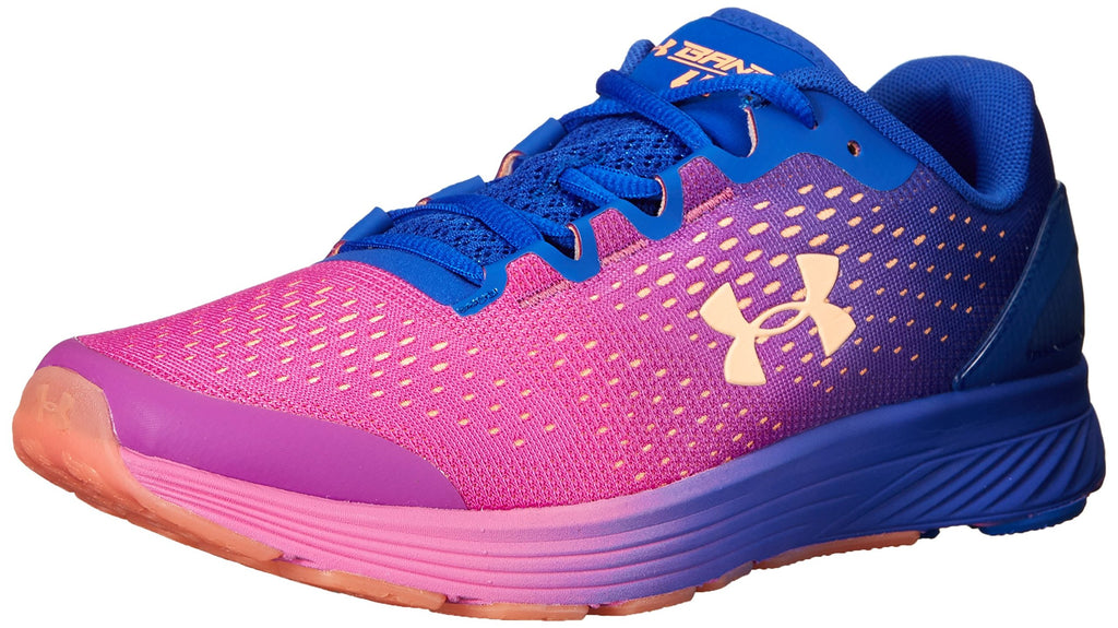 46c980eacc Under Armour Kids' Grade School Charged Bandit 4 Sneaker Team Royal ...