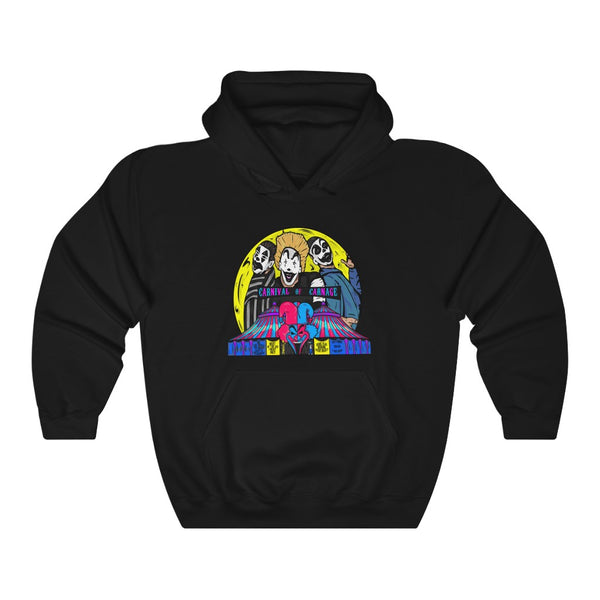 The 1st Card Hooded Sweatshirt