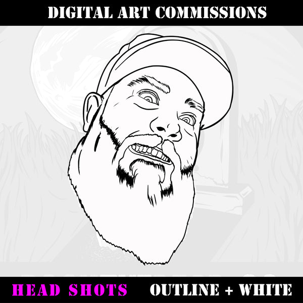 Digital Head Shot