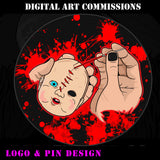 Logo & Pin Design