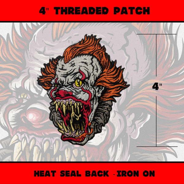 "FEAR 4"" Patch"