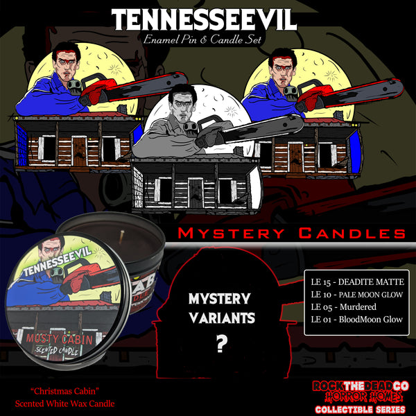 Tennesseevil - Horror Homes Series