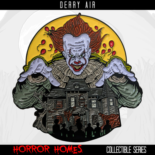 Derry Air - Horror Homes Pin