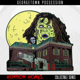 Georgetown Possession - Horror Homes Pin & Candle Set