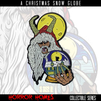 Christmas Snow Globe - Horror Homes Series