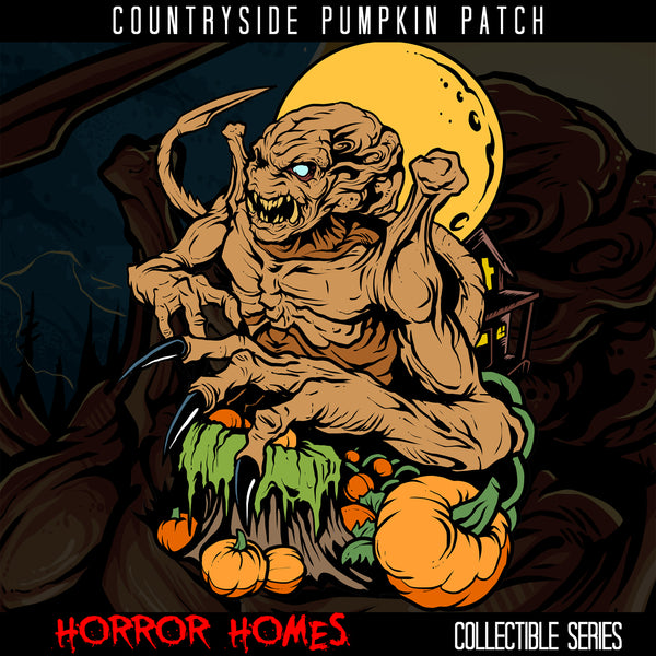 Countryside Pumpkin Patch - Horror Homes Series