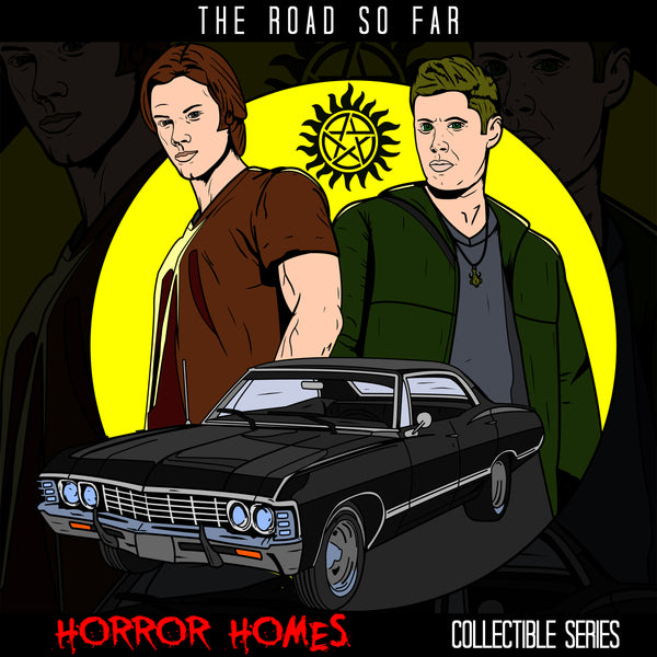 The Road So Far - Horror Homes Series