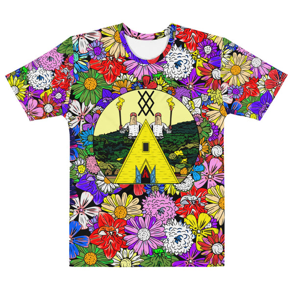Sweden Summer Sublimated T-shirt