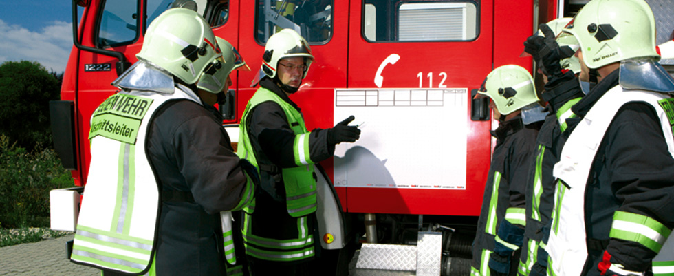 Sections for incident details and site planning on the go. An effective tool that gives instant management capabilities.