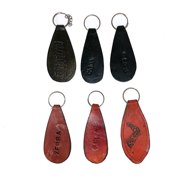 Leather Key Chains | Wholesale Discount