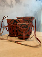 Kenyan Leather Bag