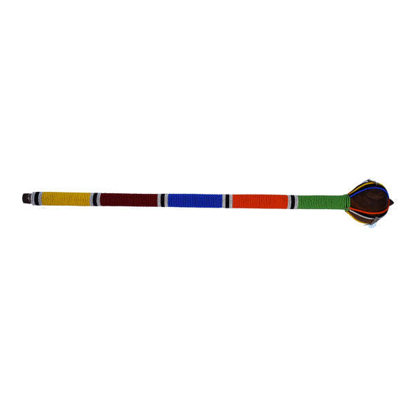 Men's Maasai Beaded Walking Stick