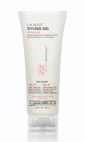 Giovanni L.A. HOLD™ STYLING GEL - Curly & Fierce
