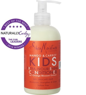Shea moisture Kids Extra-nourishing Conditioner, Mango & Carrot - Curly & Fierce