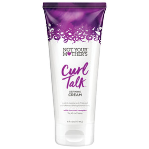 Not Your Mother's Curl Talk Defining Cream - Curly & Fierce