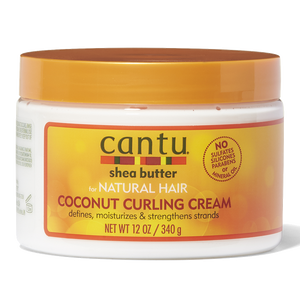 Cantu Shea Butter - Coconut Curling Cream - Curly & Fierce