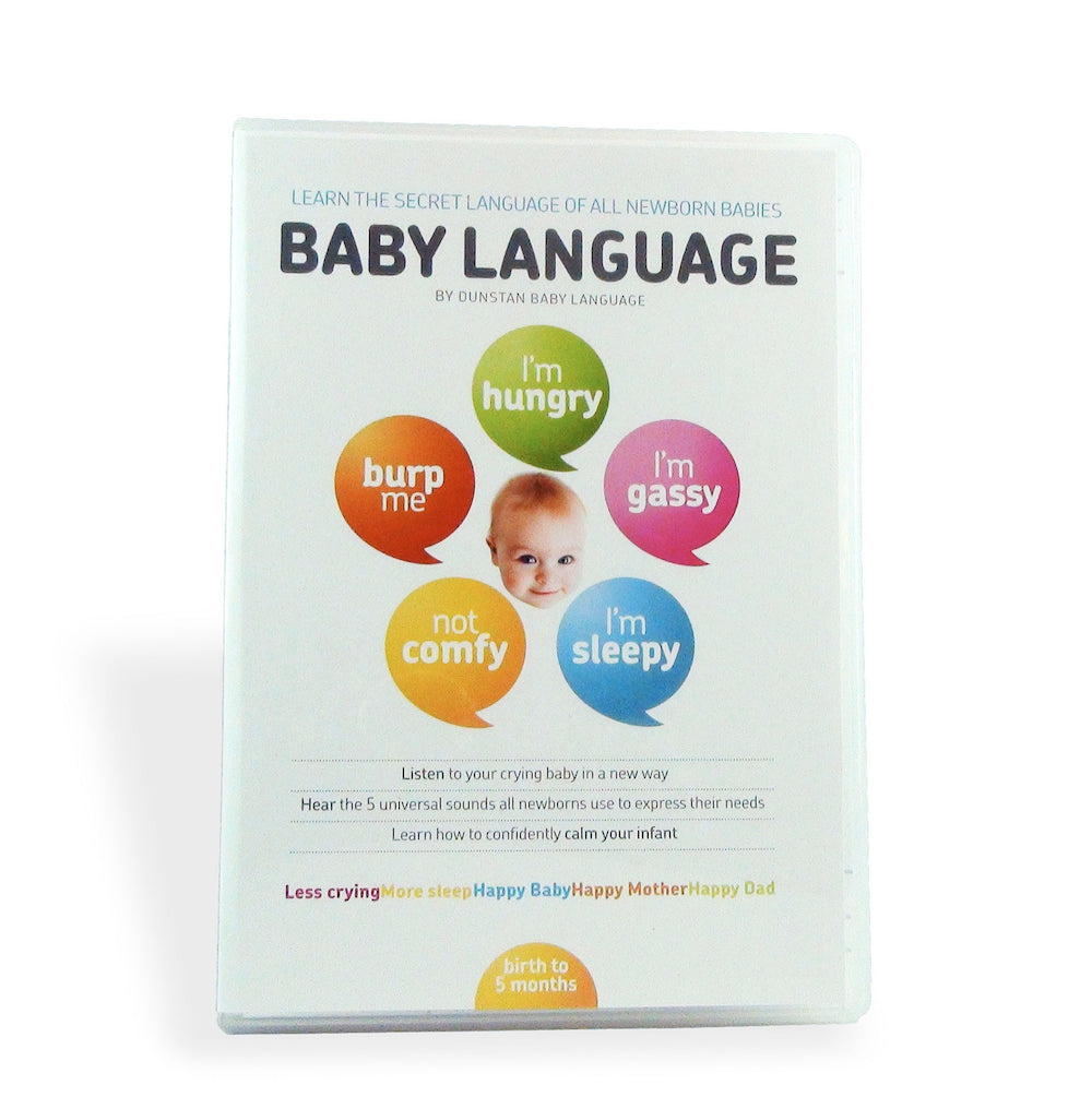 Dunstan Baby DVD - Learning Program