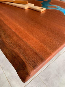 Table basse live edge sippo
