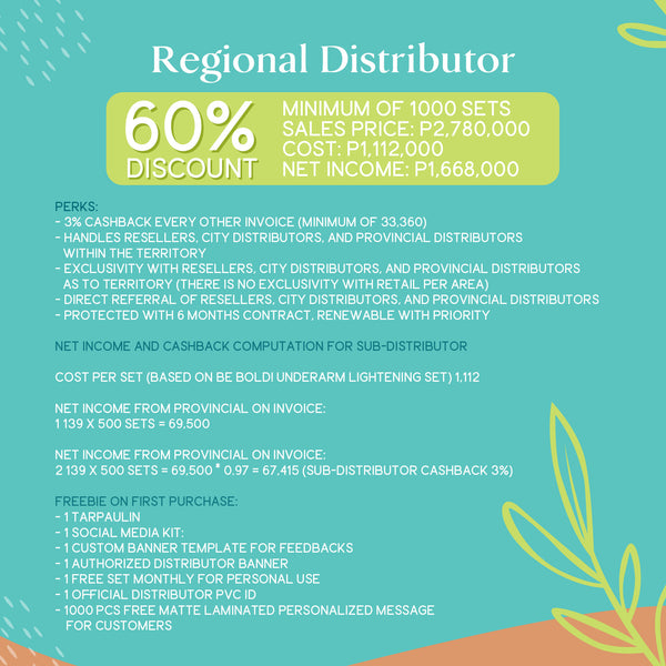 skin care products reselling
