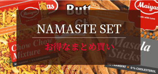 NAMASTE SET Great bulk buying