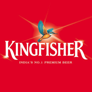 KINGFISHER STRONG BEER