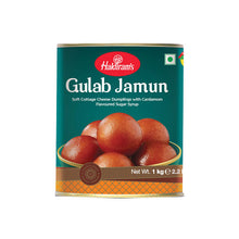 Load image into Gallery viewer, GULAB JAMUN 1KG【HALDIRAM'S】