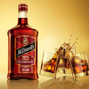 MR. DOWELL'S No.1 CELEBRATION RUM