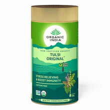 Load image into Gallery viewer, TULSI TEA 100G【ORGANIC INDIA】<br>【Free shipping】 Free shipping when you buy 2