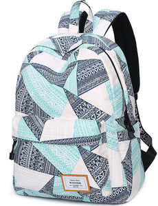 6fe1a02ecebe Water Resistant School Backpack for Teens