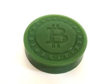 Load image into Gallery viewer, Bitcoin Hemp Oil soap with Lemongrass/Grapefruit