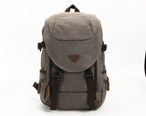 Eagle Unisex Canvas Backpack Large School Shoulder Bag Rucksack