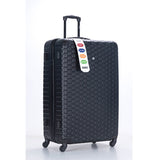 Eagle London Hexagon ABS Trolley Case - XL