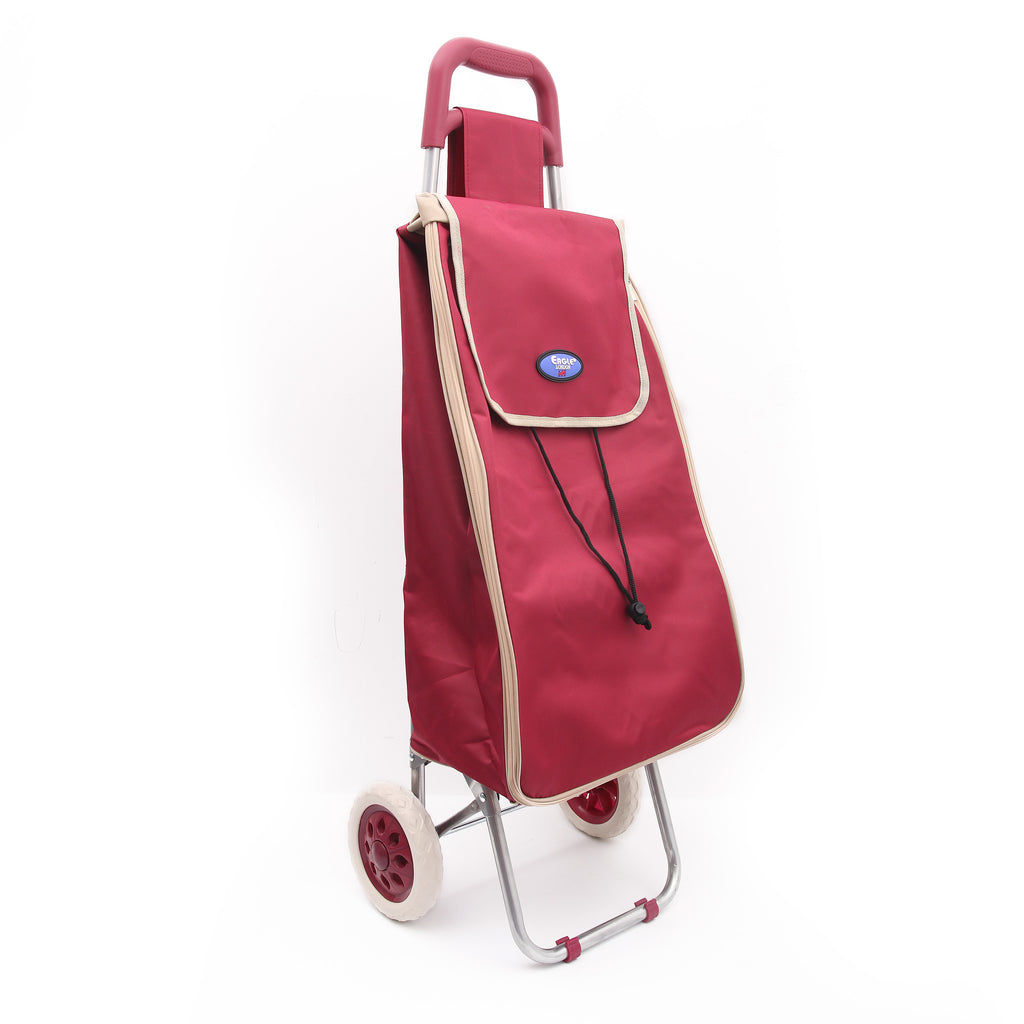 Eagle London 2 Wheel Expandable Shopping Trolley