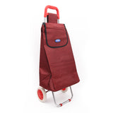 Eagle London 2 Wheel Shopping Trolley with Patterns