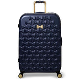 Ted Baker Beau 4 Wheel Case Navy - Large