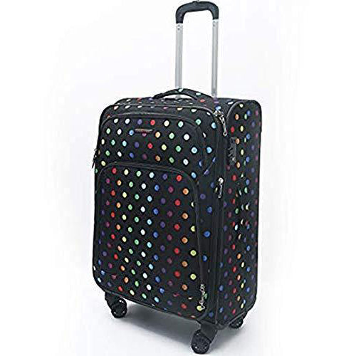 Fantana London Collection Light Pack Spinner Suitcase - 20 Inch