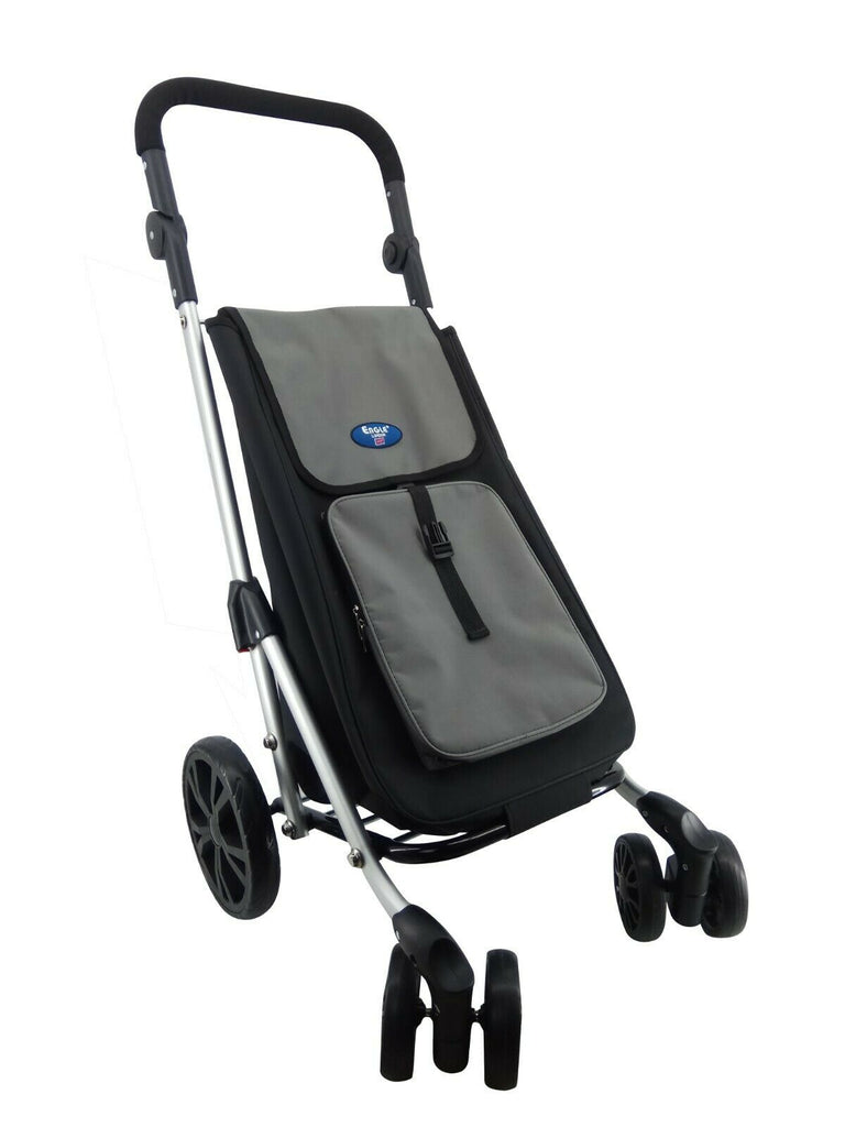 Eagle London Six Wheeler Pram Version Shopping Trolley
