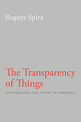 Photo of The Transparency of Things, 2nd Edition