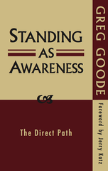 Photo of Standing as Awareness