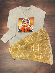 Proof of Concept Iris Apfel Pullover